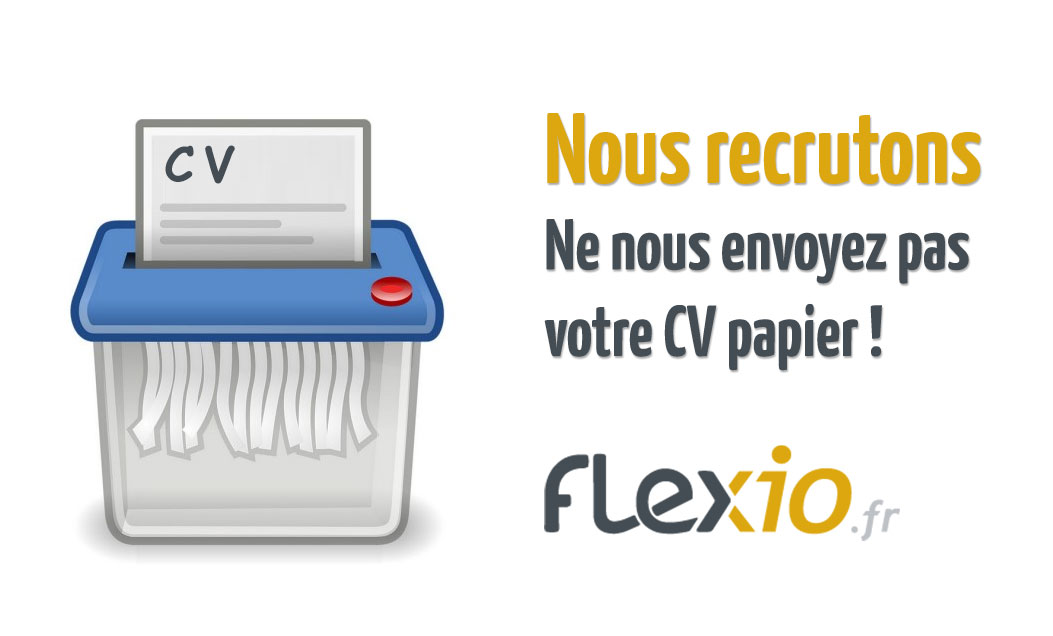Flexio-recrute