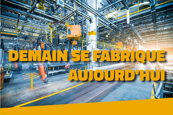 Industrie : Demain se fabrique aujourd'hui avec Flexio